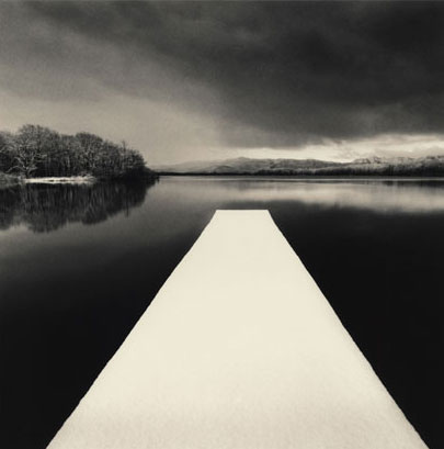 Michael Kenna Traces Of The Past